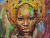 Africká-žena