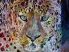 Leopard-100x100cm